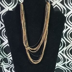 Steve Madden chain necklace